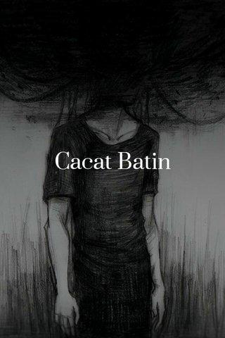 Cacat Batin