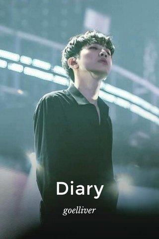 Diary goelliver