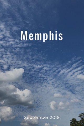 Memphis September 2018