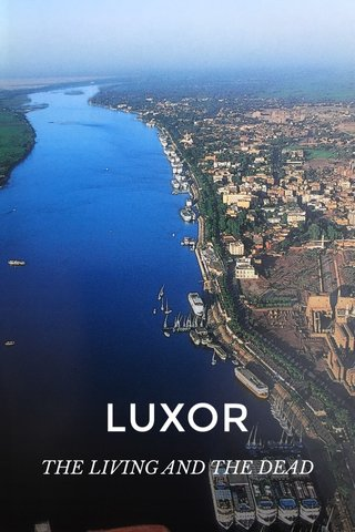 LUXOR THE LIVING AND THE DEAD