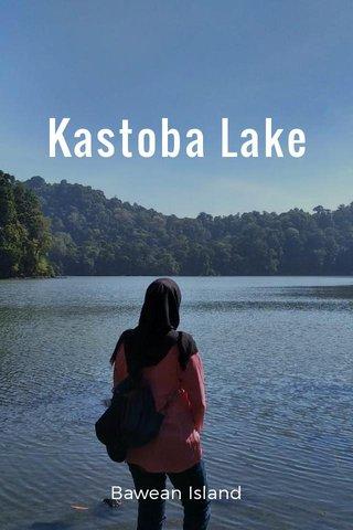 Kastoba Lake Bawean Island