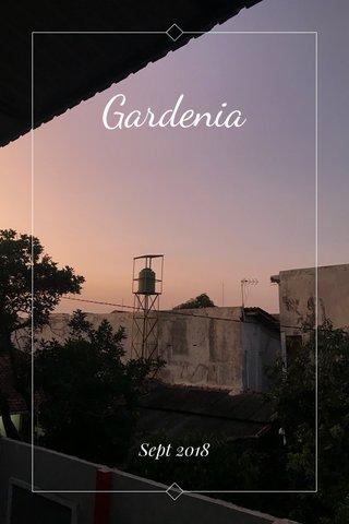 Gardenia Sept 2018