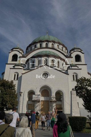 SERBIA Belgrade