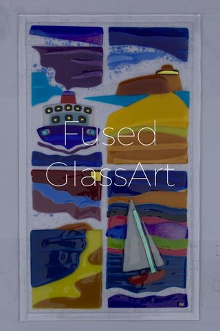 Fused GlassArt