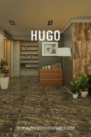 HUGO www.hugo-ceramic.com