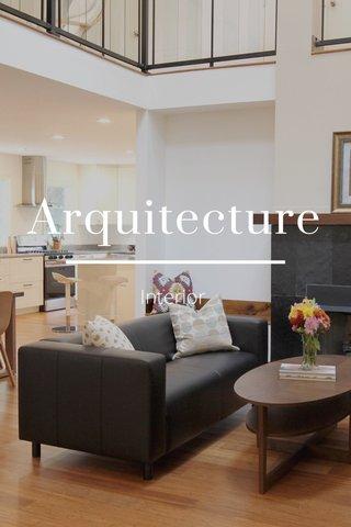 Arquitecture Interior