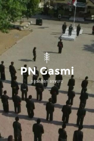 PN Gasmi sasahan asyuro