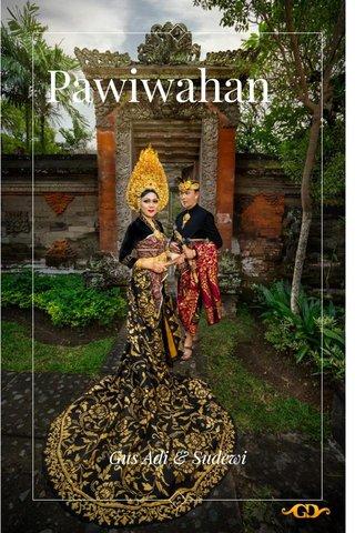 Pawiwahan Gus Adi & Sudewi