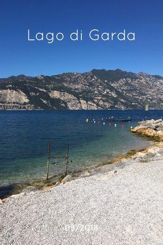 Lago di Garda 09/2018