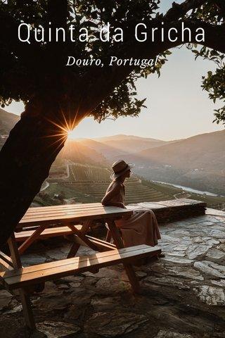 Quinta da Gricha Douro, Portugal