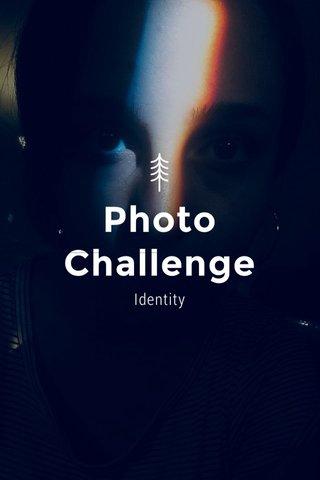 Photo Challenge Identity