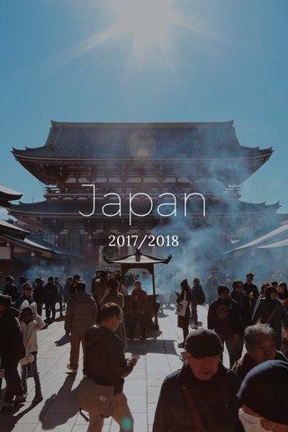 Japan 2017/2018