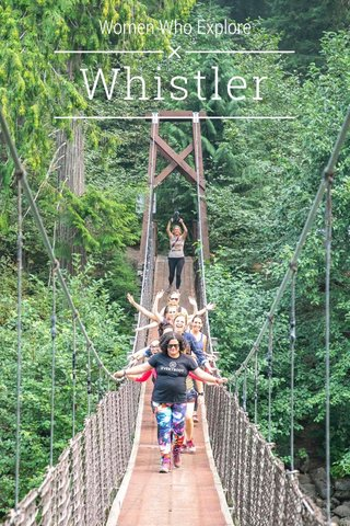 Whistler Women Who Explore