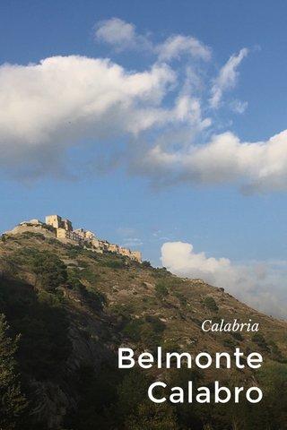 Belmonte Calabro Calabria