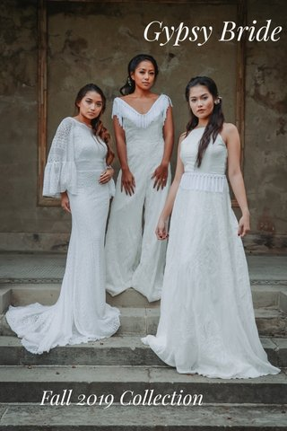 Gypsy Bride Fall 2019 Collection