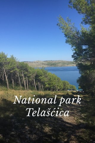 National park Telašćica