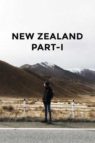 NEW ZEALAND PART-I
