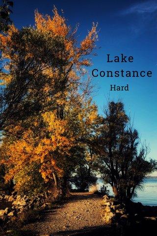 Lake Constance Hard