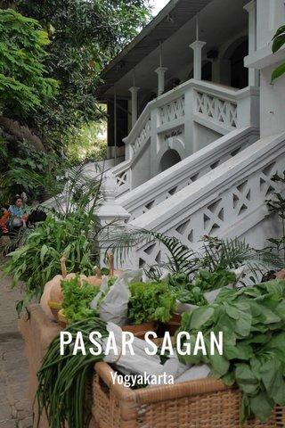 PASAR SAGAN Yogyakarta