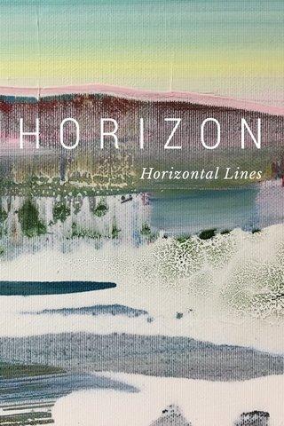 HORIZON Horizontal Lines