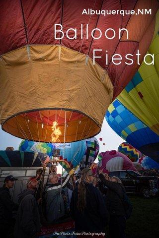 Balloon Fiesta Albuquerque,NM