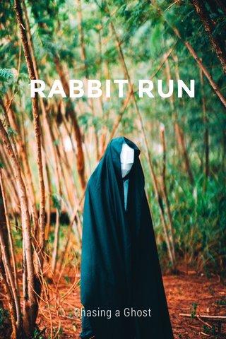 RABBIT RUN Chasing a Ghost