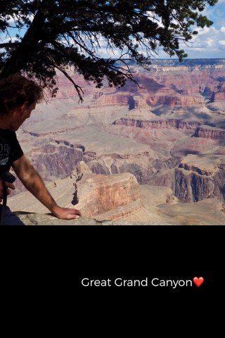 Great Grand Canyon❤️