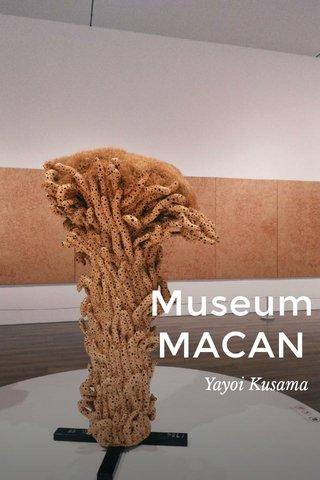 Museum MACAN Yayoi Kusama