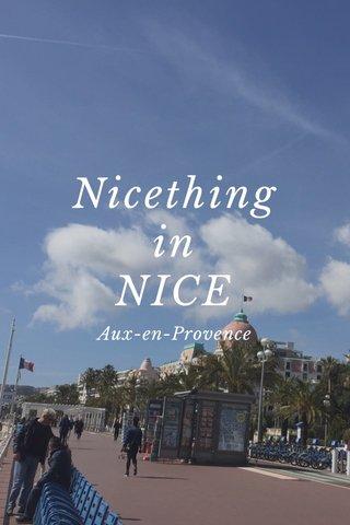 Nicething in NICE Aux-en-Provence
