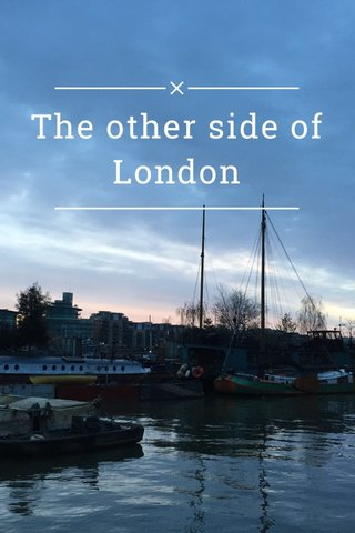 The other side of London