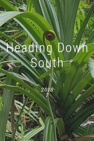 Heading Down South 2018 7