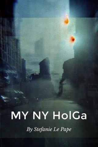 MY NY HolGa By Stefanie Le Pape