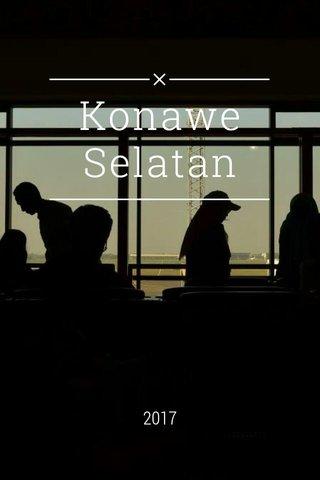 Konawe Selatan 2017