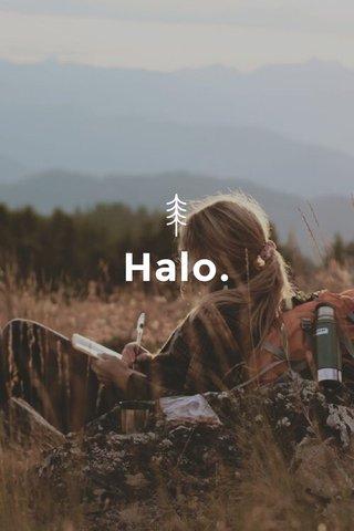 Halo.