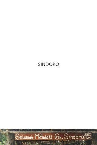 SINDORO