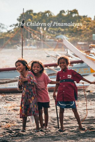 The Children of Pinamalayan
