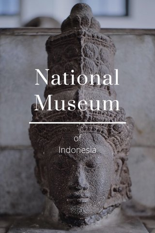 National Museum of Indonesia
