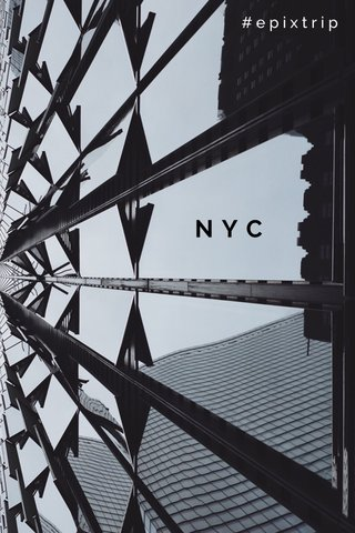 NYC #epixtrip