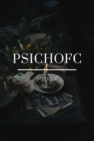 PSICHOFC proposal