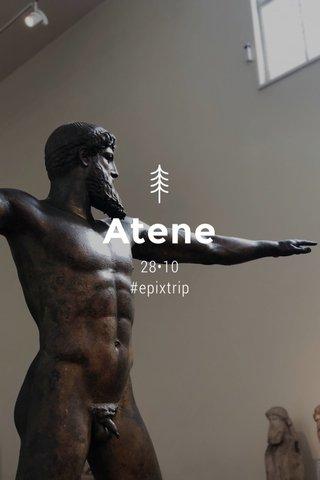 Atene 28•10 #epixtrip