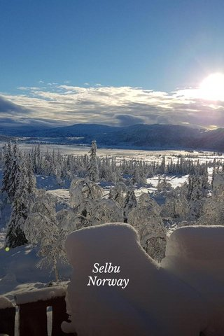 Selbu Norway