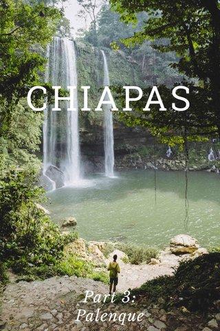 CHIAPAS Part 3: Palenque