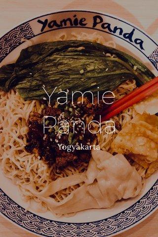 Yamie Panda Yogyakarta