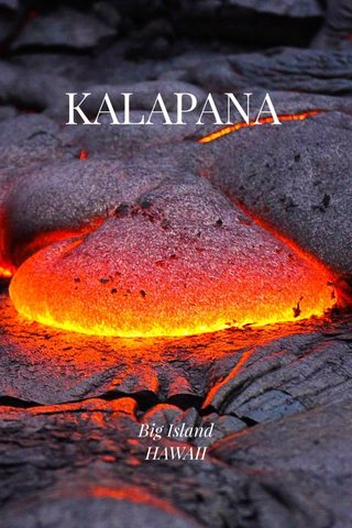 KALAPANA Big Island HAWAII