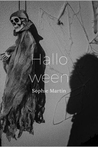 Halloween Sophie Martin