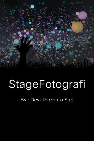 StageFotografi