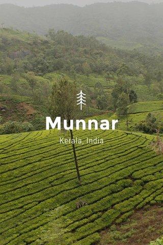 Munnar Kerala, India