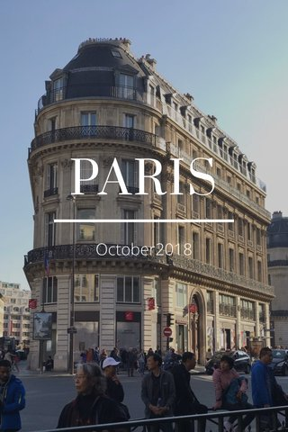 PARIS October2018