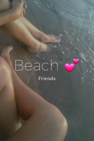 Beach 💕 Friends