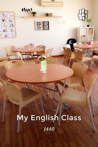 My English Class 1440